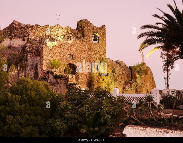 Hermitage De La Virgen Del Stock Photos & Hermitage De La Virgen Del Stoc...
