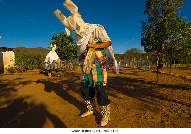 pascola men Pre-columbian and spanish catholic rituals combine in yaqui and mayo enactments of the passion of christ in sonora, mexico and arizona, usa.