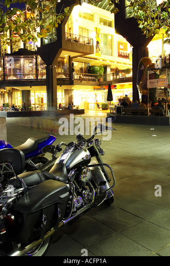 Melbourne casino motorcycle slip and fall in a casino representation