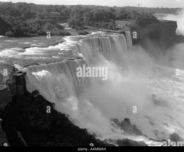 Niagara River Black And White Stock Photos Amp Images Alamy