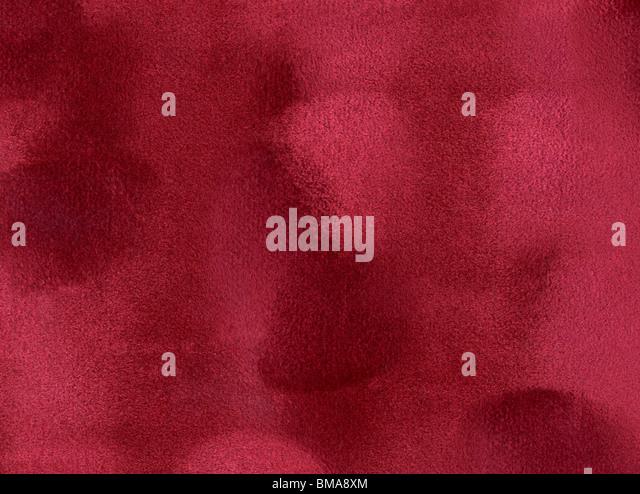 red velvet texture. Dark Red Velvet Like Textured Close Up. - Stock Image Texture