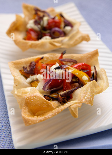 Filo Pastry Baked Stock Photos & Filo Pastry Baked Stock ...