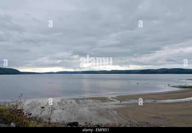 Saguenay national park stock photos saguenay national for Camping jardin de mon pere
