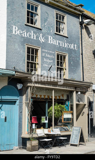 Beach and Barnicott in Bridport Dorset - Fabulous, quirky cafe ...