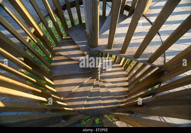 Wooden spiral staircase outside background   Stock ImageWooden Spiral Staircase Stock Photos   Wooden Spiral Staircase  . Exterior Wood Spiral Staircase. Home Design Ideas