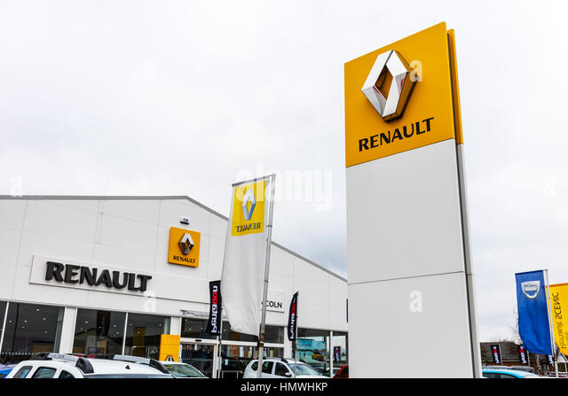 Garage signs stock photos garage signs stock images alamy for Garage renault 94