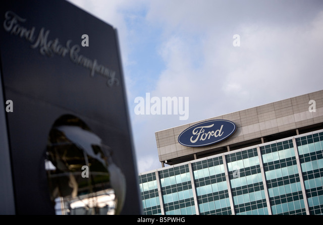 Ford motor company corporate headquarters for Ford motor company corporate