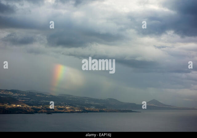 Storms ahead stock photos storms ahead stock images alamy - Gran canaria weather november ...