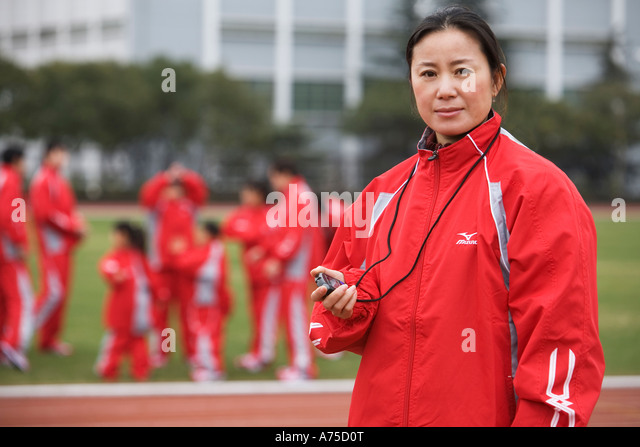 athletic coach
