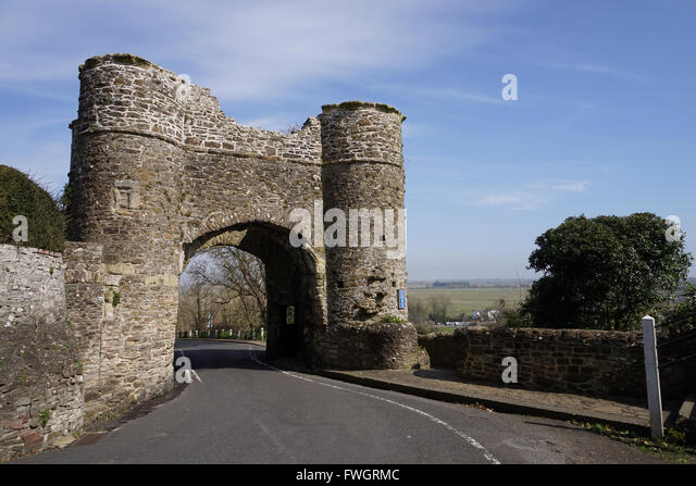 the medieval east gate - photo #17