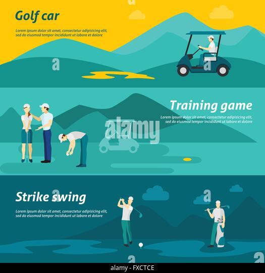 Golf Sale Advertising Stock Photos Amp Golf Sale Advertising Stock Images Alamy