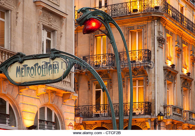Boulevard saint michel paris stock photos boulevard - Metro saint michel paris ...