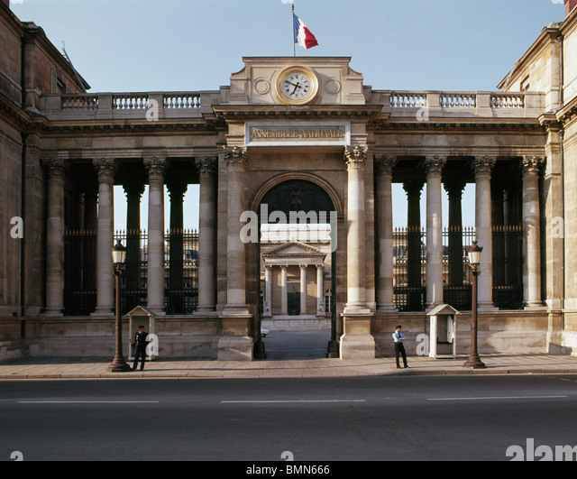 Bernard Bourbon - Palace Hôtel