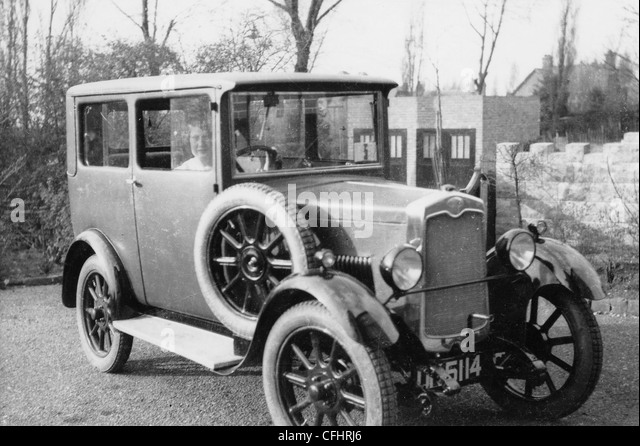 Clyno Cars Stock Photo...