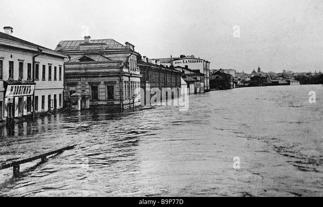 Москву затапливает в результате рекордных дождей - Цензор.НЕТ 3058
