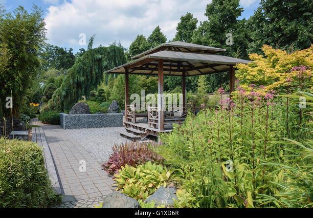 landscape design patio stock photos & landscape design patio stock ... - Patio And Landscape Design