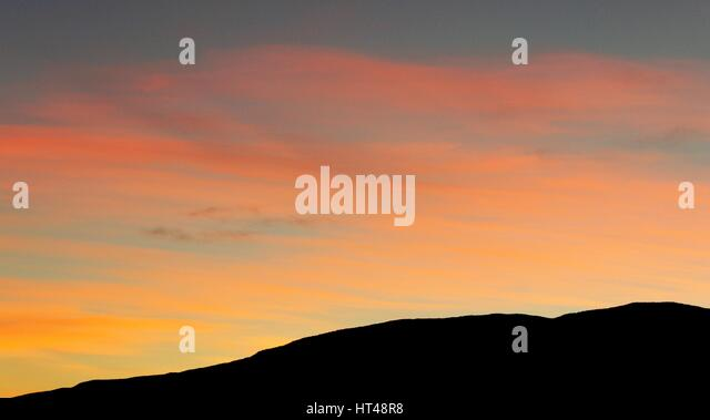 Sandia mountains of new mexico stock photos sandia mountains of mountain sunrise on sandia mountains in new mexico stock image sciox Choice Image