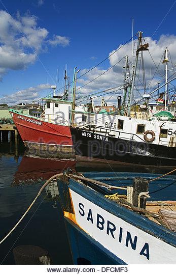 Gloucester fishing port stock photos gloucester fishing for Mass commercial fishing
