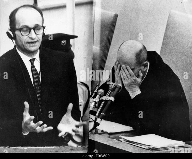 a biography of karl adolf eichmann a gestapo leader In brief - karl adolf eichmann (1906-1962) headed gestapo department iv b4 for jewish affairs, serving as a self proclaimed 'jewish specialist' and was the man responsible for keeping the trains rolling from all over europe to death camps during the final solution.