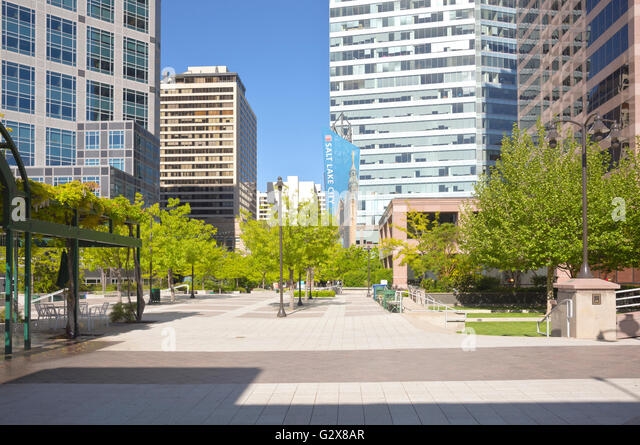 Salt lake city street stock photos salt lake city street for Architecture firms salt lake city