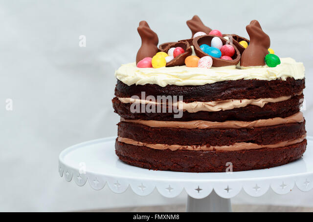Easter salad stock photos easter salad stock images alamy for Decoration layer cake