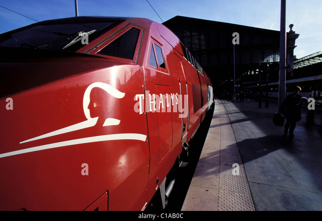 thalys brussels stock photos thalys brussels stock images alamy. Black Bedroom Furniture Sets. Home Design Ideas
