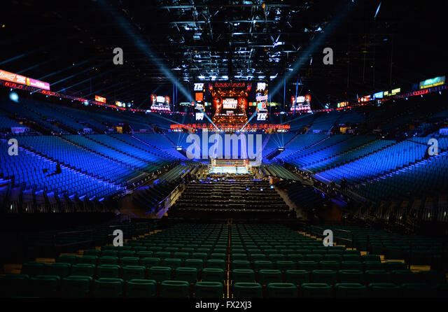 Mgm Grand Garden Arena Boxing Stock Photos Mgm Grand Garden