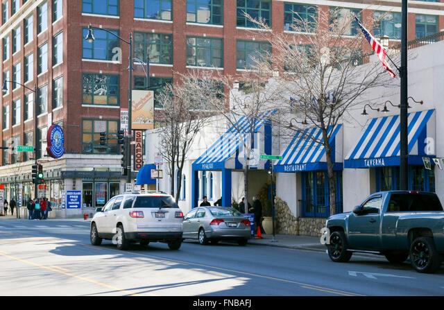 Best Greek Restaurant In Greektown Chicago Birthstone