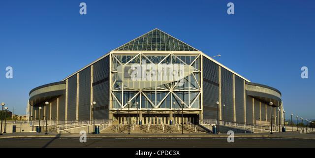 center formerly hp pavilion at san jose california ca stock image