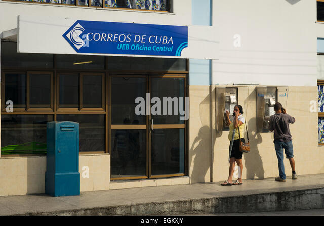 Telephone central office stock photos telephone central for Oficina central de correos madrid
