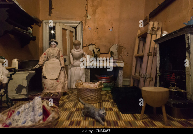 Doll House Room Stock Photos Doll House Room Stock Images Alamy