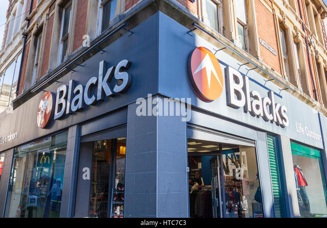 Blacks Shop Stock Photos U0026 Blacks Shop Stock Images - Alamy