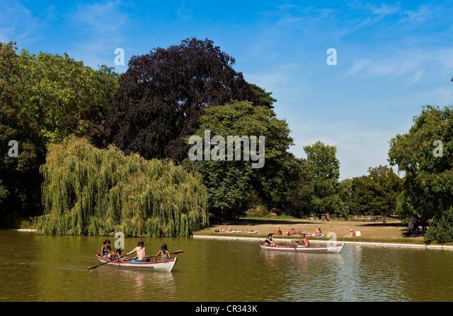 France, Paris, le Bois de Vincennes (Vincennes wood), the Daumesnil