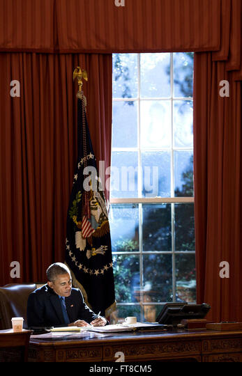 Oval Office Desk Stock Photos Oval Office Desk Stock Images Alamy