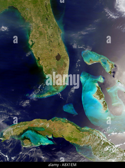 Bahamas nasa stock photos bahamas nasa stock images alamy for Space station florida