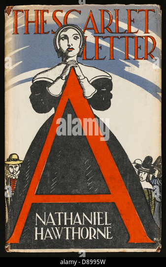 the use of symbolism in the novel the scarlet letter by nathaniel hawthorne The scarlet letter, novel by nathaniel hawthorne, published in 1850 it is considered a masterpiece of american literature and a classic moral study the scarlet letter the 1995 film version of nathaniel hawthorne's the scarlet letter starred demi moore as hester prynne.