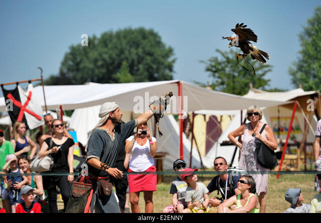 medieval falconry Borrowed words falconry terms were at one time used only in the language of the nobility, who actively pursued the medieval art and sport modern falconers relatively few in number continue to use these terms with reference to falconry.