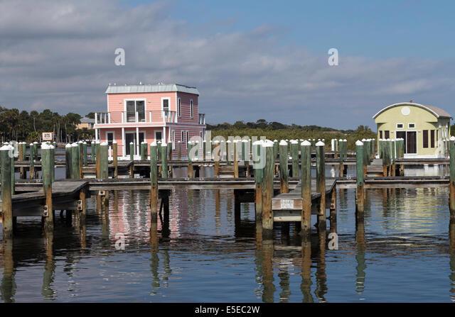 House Boat Flagler Beach Fl
