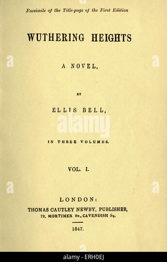 wuthering heights by charlotte bronte essay In relation to that, wallace and smith also mention juliann fleenor´s essay on   emily brontë´s wuthering heights is of the classic examples of 19th century.