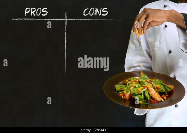 Pros and cons of hookup a chef