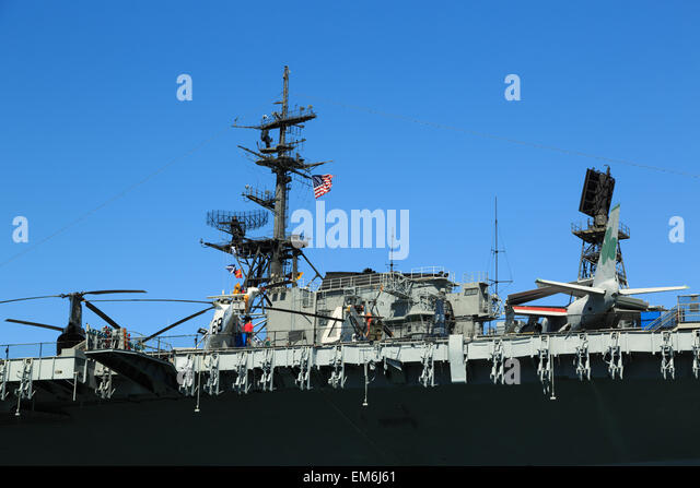 Uss Midway Museum Stock Photos Uss Midway Museum Stock
