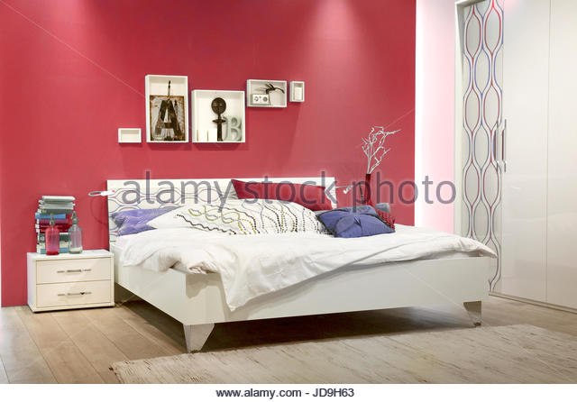 schlafzimmermbel stock photos & schlafzimmermbel stock images - alamy, Modern haus