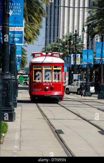 New Orleans Ghost Tour Trolley