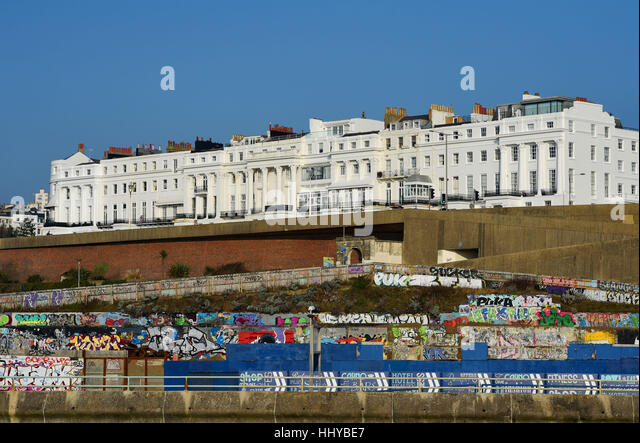 Houses In Streets British Seaside Stock Photos Amp Houses In
