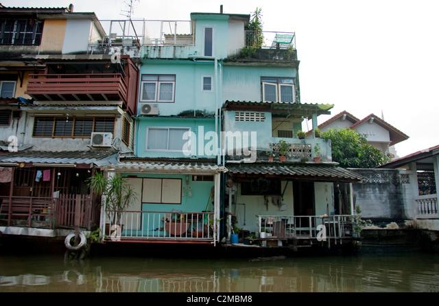 Stilt house thailand stock photos stilt house thailand for Local house builders