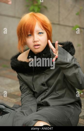 Pics Tokyo teen girl n