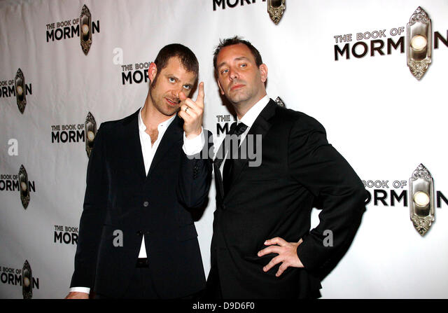 matt stone and trey parker broadway Who knew what to expect when the book of mormon opened on broadway in march 2011 after all, the show's creators—south park's matt stone and trey parker and avenue q's robert lopez—were .