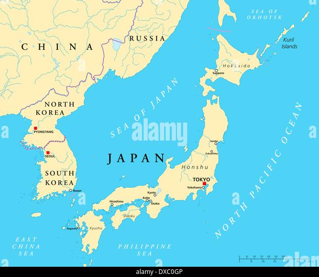 North Korea South Korea Atlas