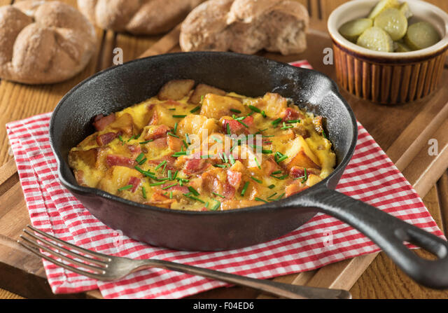 ... german farmer s breakfast recipe simplyrecipes com german farmer s