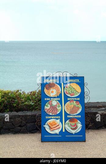 Harbor Cove Beach Cafe Menu